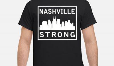 #nashvillestrong Nashville Strong Shirt