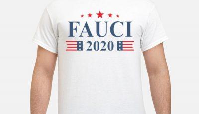 Anthony Fauci 2020 T-Shirt