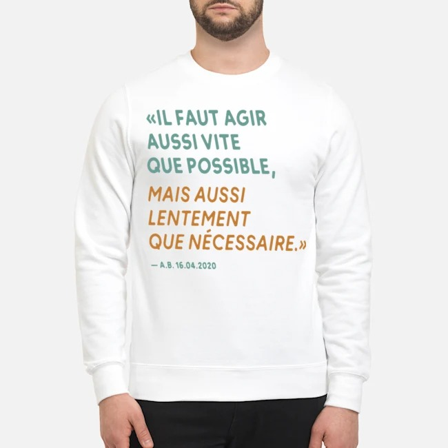 By The Way Alain Berset Sweater