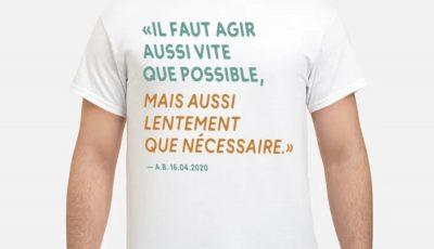 By The Way Alain Berset shirt