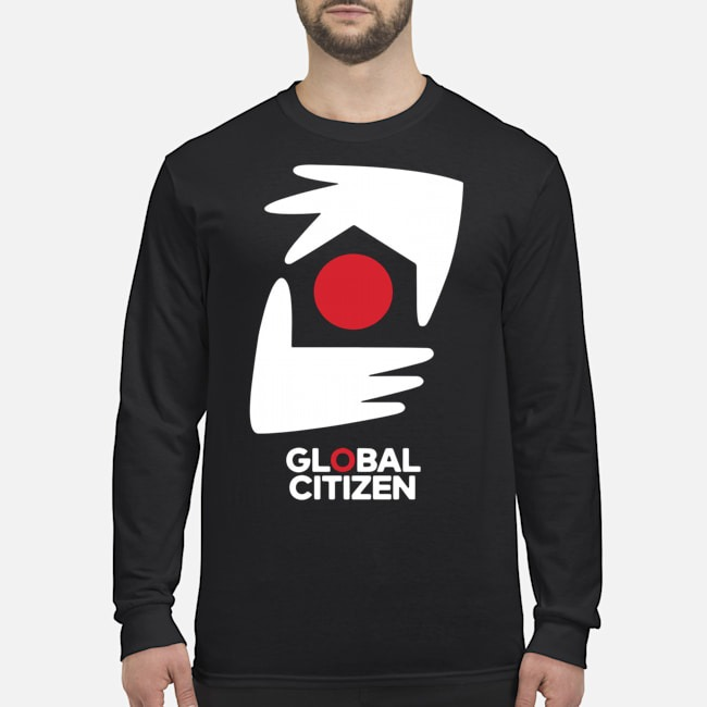 One World Together At Home Long-Sleeved