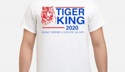 Tiger King 2020 Make America Exotic Again T-shirt