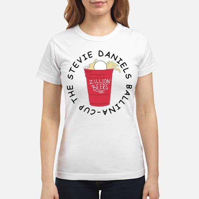 Zillion Beers The Stevie Daniels Ballina-cup Ladies