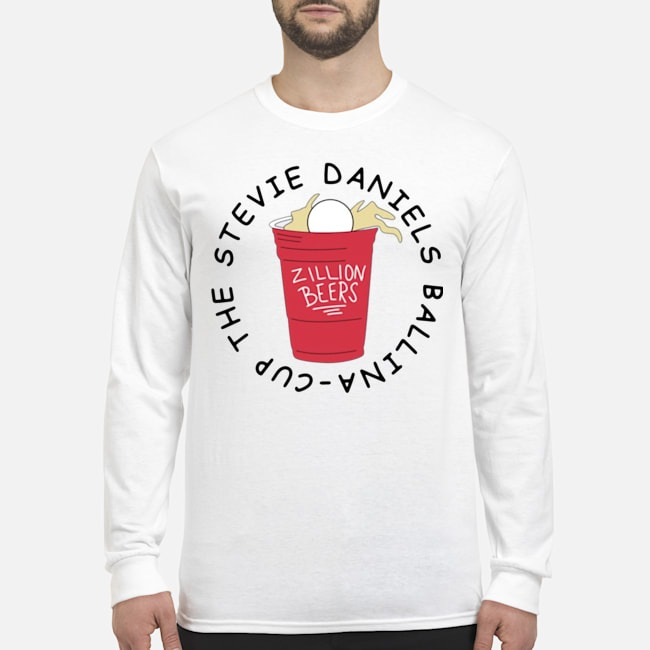 Zillion Beers The Stevie Daniels Ballina-cup Long-Sleeved