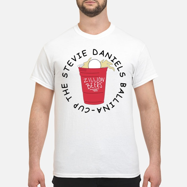Zillion Beers The Stevie Daniels Ballina-cup Shirt