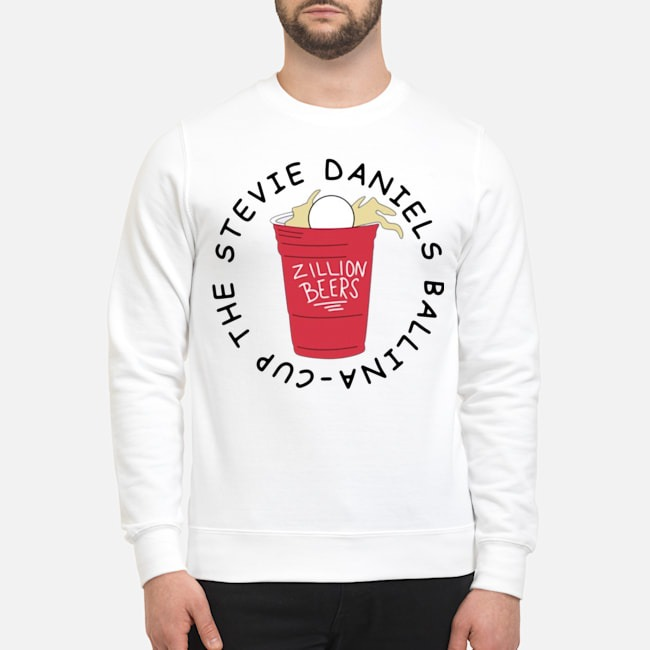 Zillion Beers The Stevie Daniels Ballina-cup Sweater