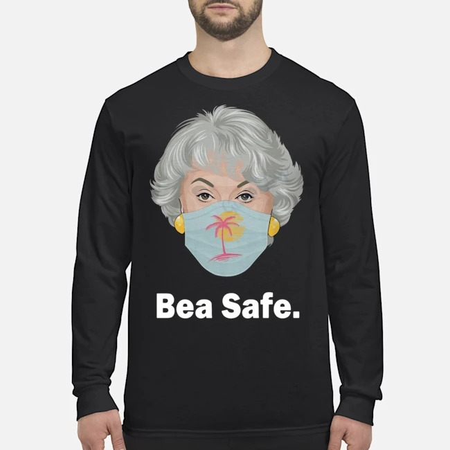 Dorothy Golden Girls Mask Bea Safe Long-Sleeved