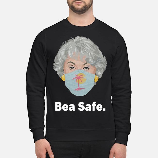 Dorothy Golden Girls Mask Bea Safe Sweater