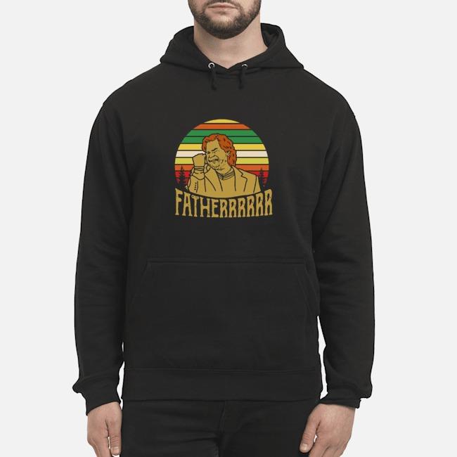 Douglas Reynholm Fatherrrrr Vintage Hoodie