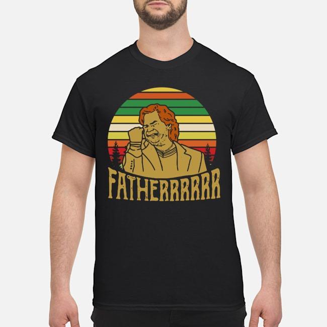 Douglas Reynholm Fatherrrrr Vintage Shirt