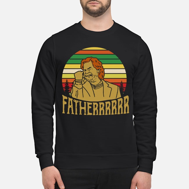Douglas Reynholm Fatherrrrr Vintage Sweater