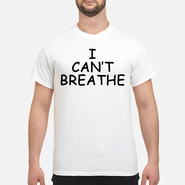 George Floyd I Can't Breathe Shirt