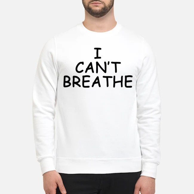 George Floyd I Can't Breathe Sweater