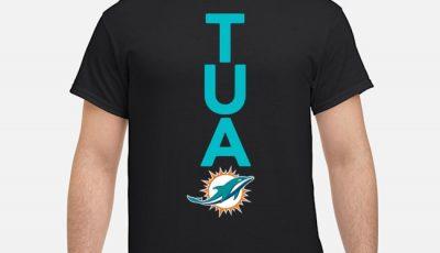 Miami Dolphins Tua Logo Shirt
