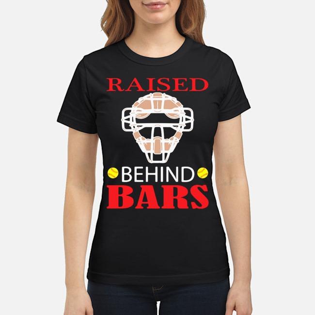 Softball Raised Behind Bars Ladies