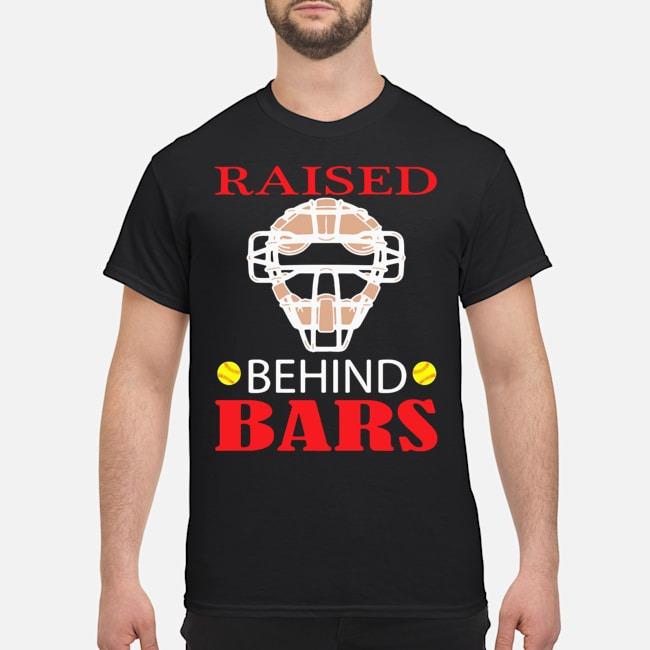 Softball Raised Behind Bars Shirt