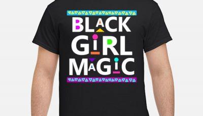 Black Girl Magic Shirt