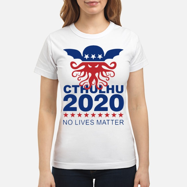 Cthulhu 2020 No Lives Matter Ladies