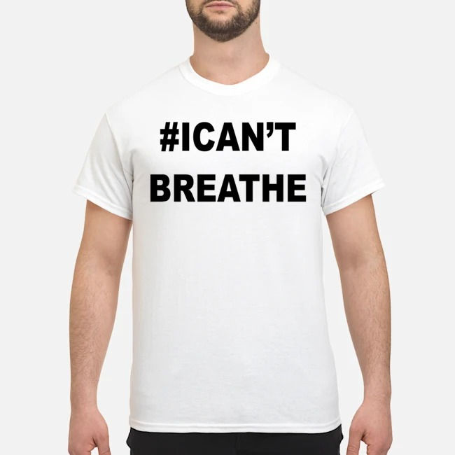 George Floyd I Can't Breathe 2020 Shirt