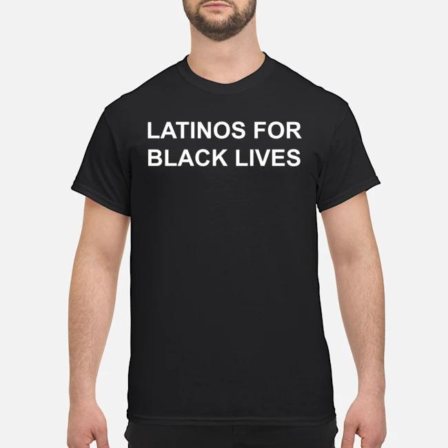George Floyd Latinos For Black Lives Shirt