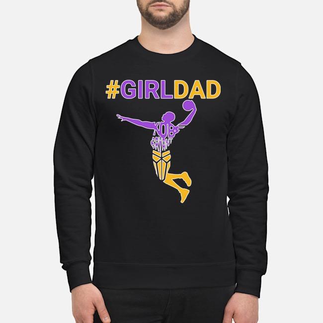 Kobe Bryant Girl Dad Sweater