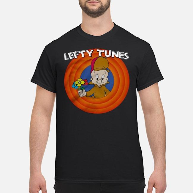 Lefty Tunes shirt