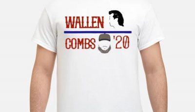 Morgan Wallen Combs 2020 Shirt