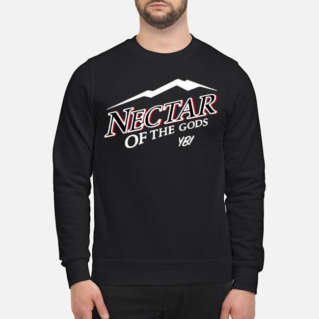 Nectar Of The Gods Yb You Betcha Sweater