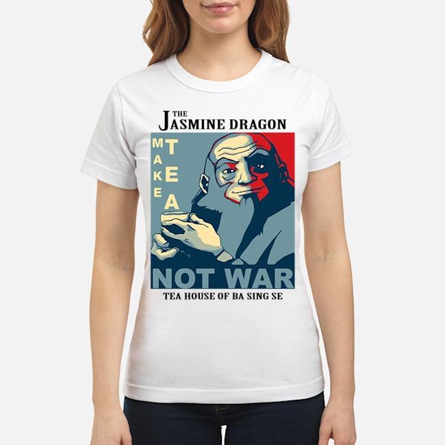 The Jasmine Dragon Make Tea Not War 2020 Ladies