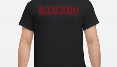 Breaking rahmbo shirt