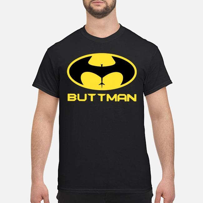 Buttman Logo Tee Shirt