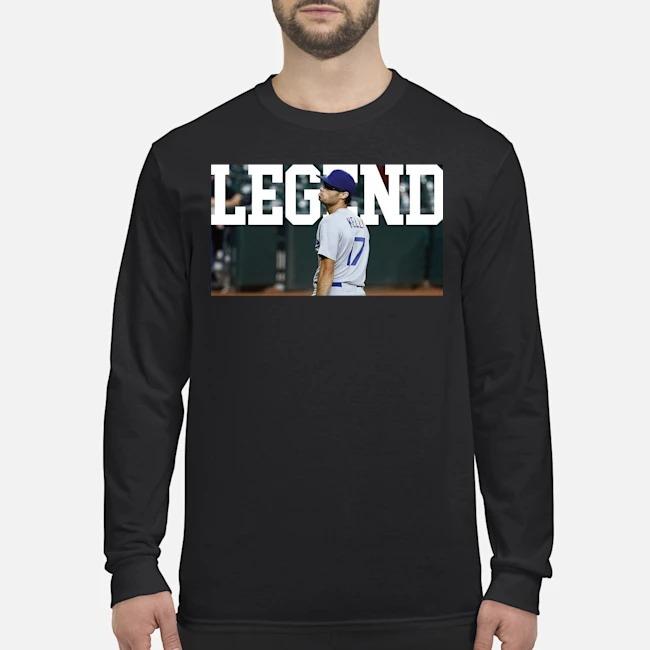Joe Kelly legend Long-Sleeved