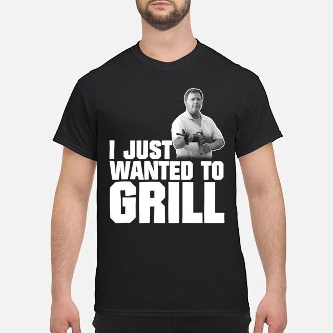 Ken I Just Wanted To Girl Shirt