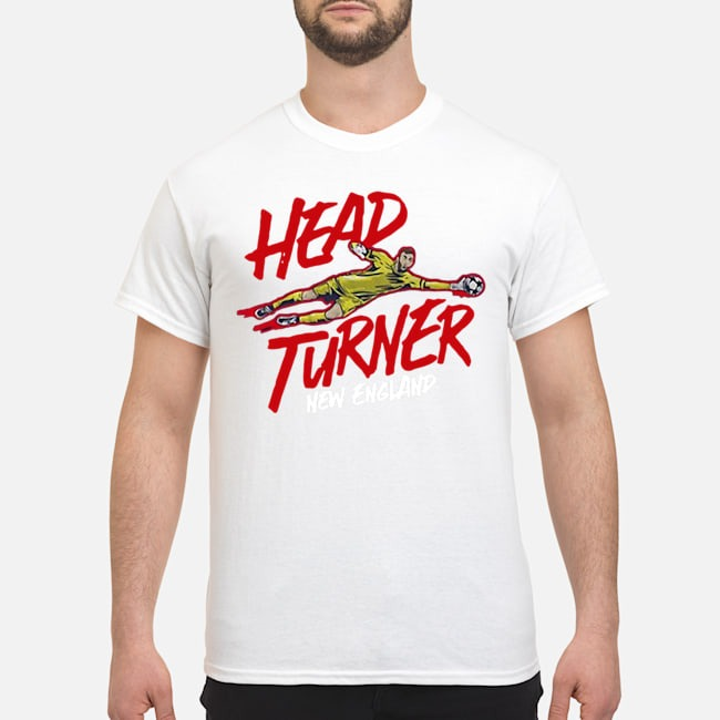 Matt Turner Head Turner New England Shirt