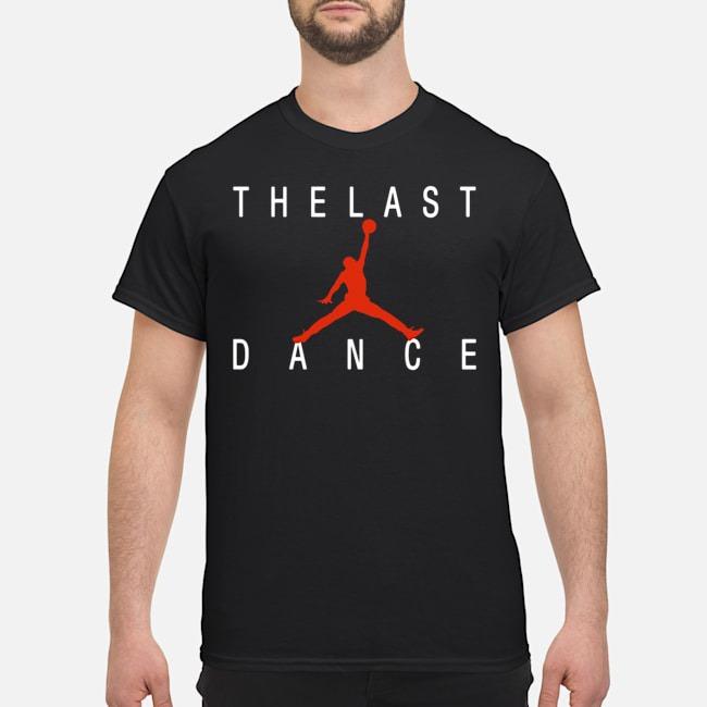 Michael Jordan The Last Dance Shirt
