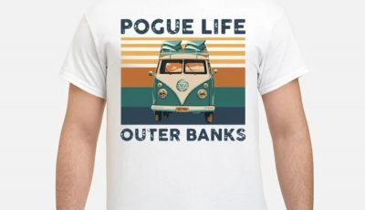 Pogue Life Outer Banks Vintage Shirt