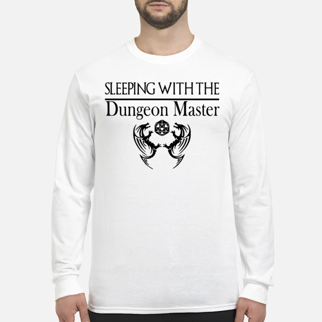 Sleeping with the dungeon master Long-Sleeved