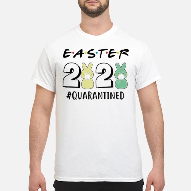 Easter 2020 Quarantined Coronavirus shirt