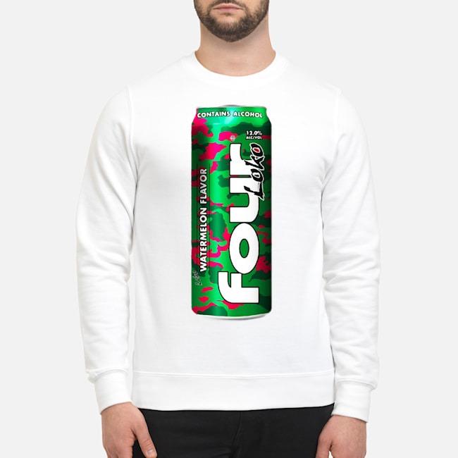 Four Loko Watermelon Sweater