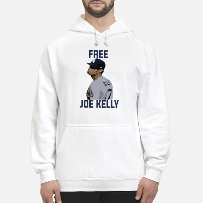 Free Joe Kelly Hoodie