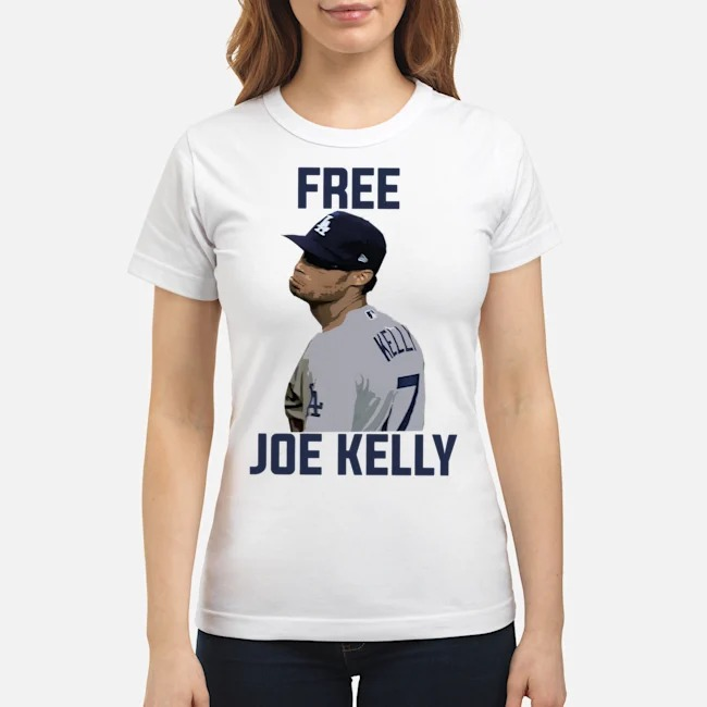 Free Joe Kelly Ladies