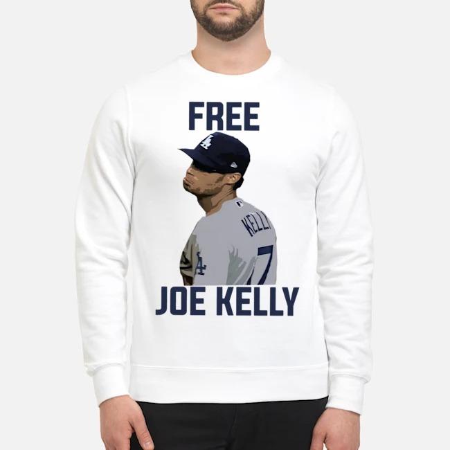 Free Joe Kelly Sweater