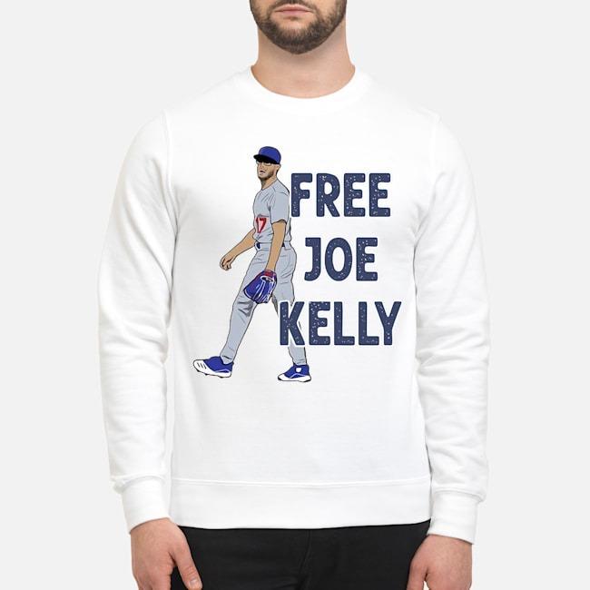 Free Joe Kelly tee Sweater