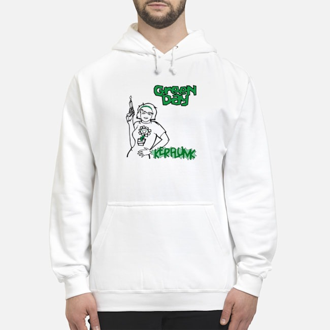 Green day Kerplunk punk rock band Hoodie
