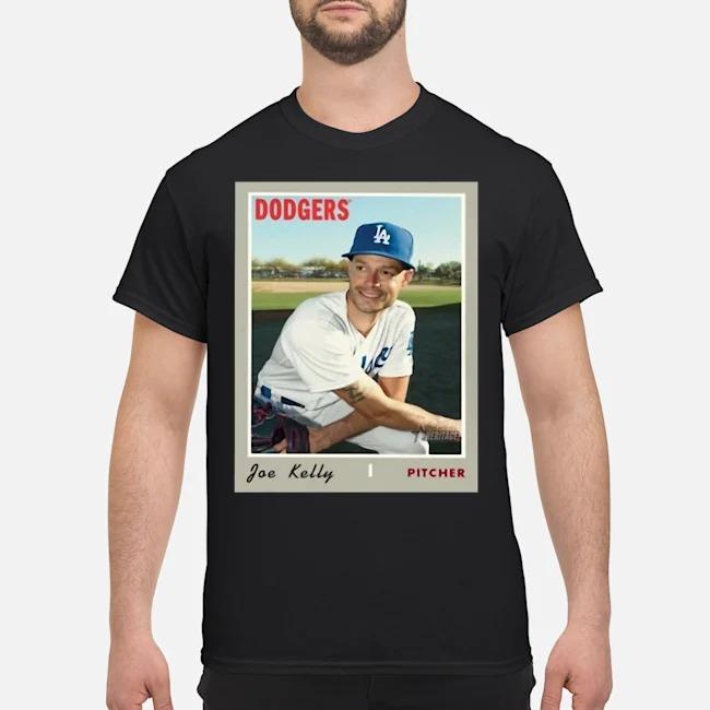 Joe Kelly dodgers classic shirts