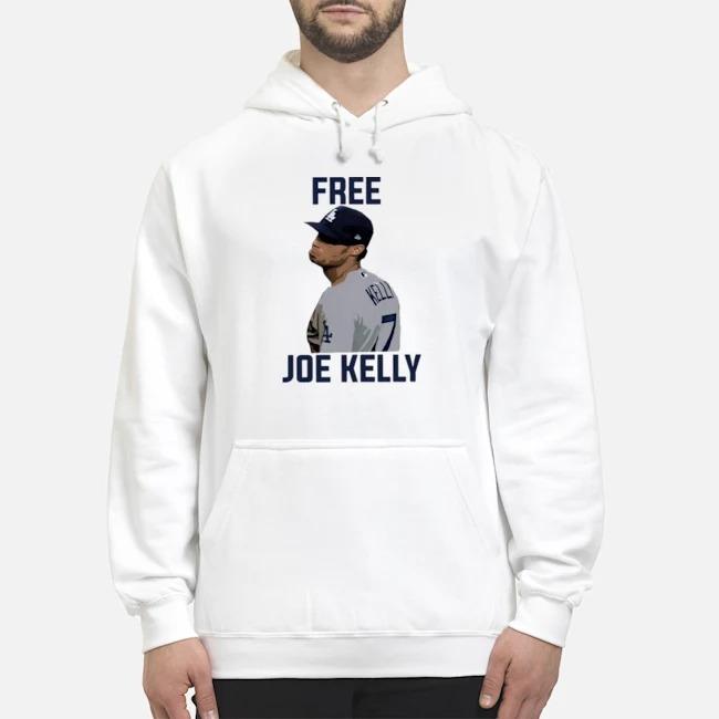 Official free Joe Kelly Hoodie