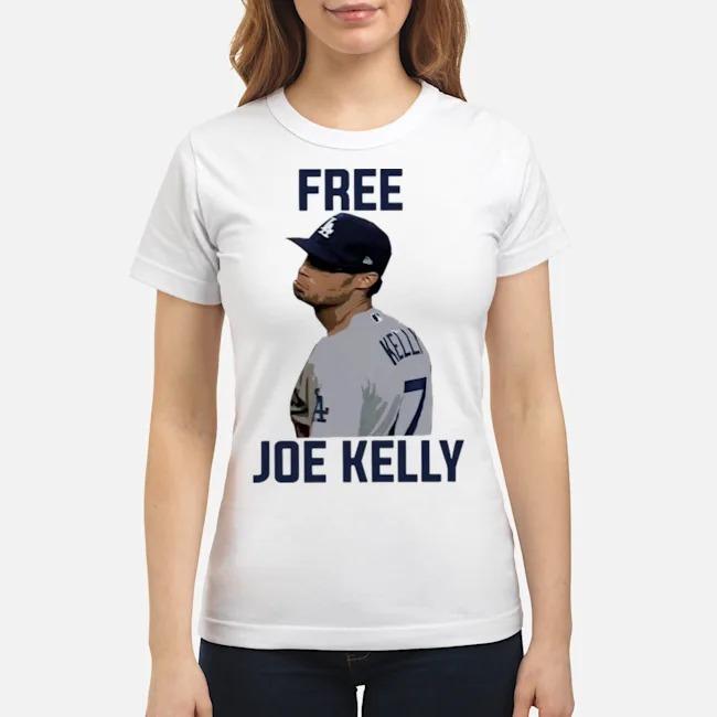 Official free Joe Kelly Ladies