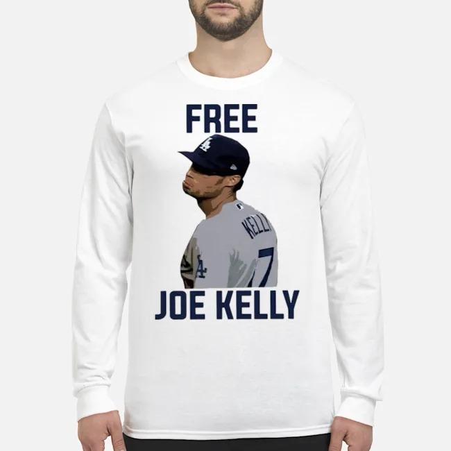 Official free Joe Kelly Long-Sleeved