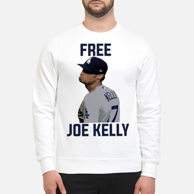 Official free Joe Kelly Sweater
