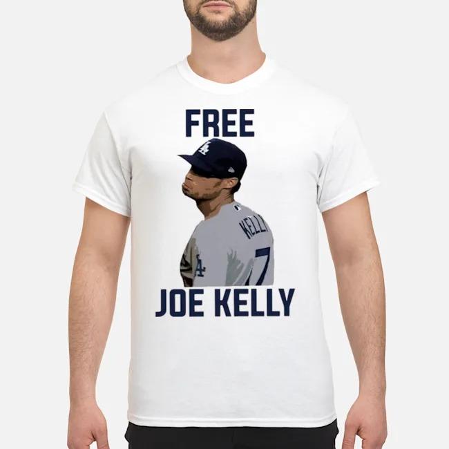 Official free Joe Kelly shirts